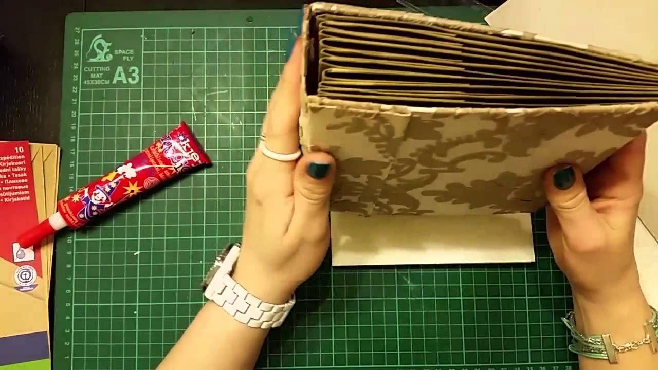 scrapbooking z kopert