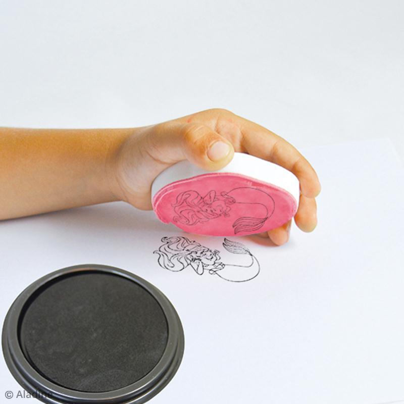 tampon scrapbooking disney