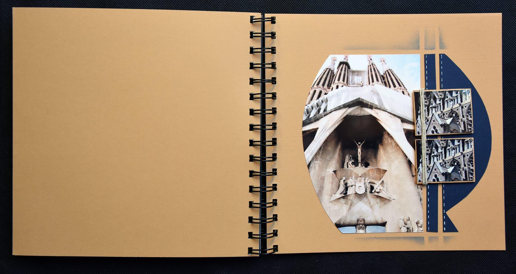 album scrapbooking 20 x 20