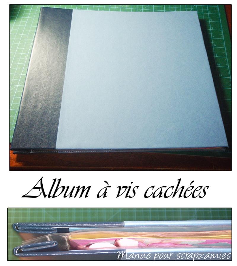 album scrapbooking vis