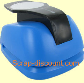 materiel scrapbooking perforatrice