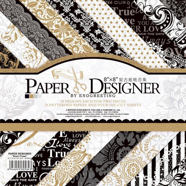 papier scrapbooking aliexpress