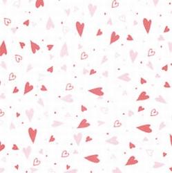 papier scrapbooking amour