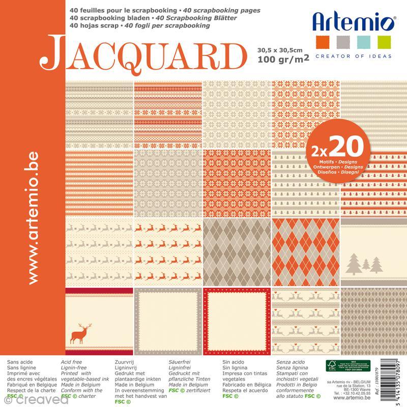 papier scrapbooking belgique