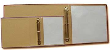 scrapbooking 3 ring binders