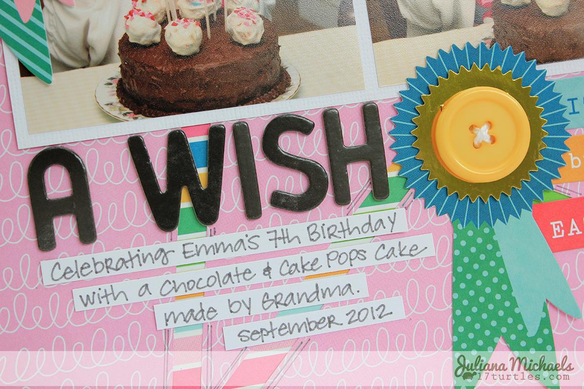 scrapbooking wish